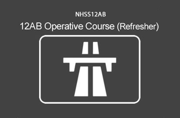NHSS12AB High Speed Traffic Management Operative Refresher