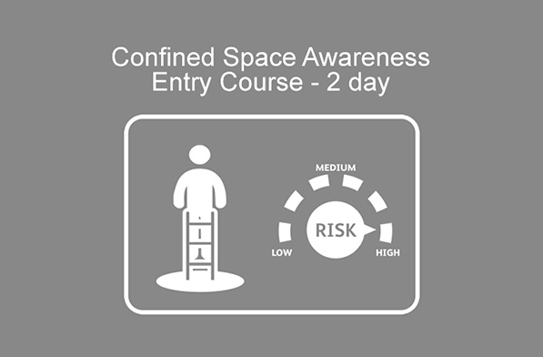 Confined Space Entry Course – 2 Day