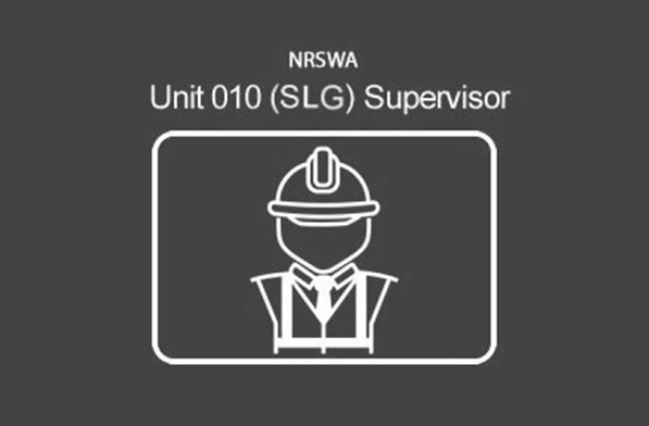 NRSWA Supervisor Unit 010 Signing, Lighting & Guarding