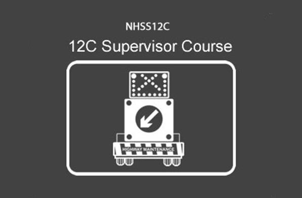 NHSS 12C Mobile Lane Closure Supervisor