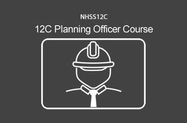 NHSS 12C Planning Officer Course