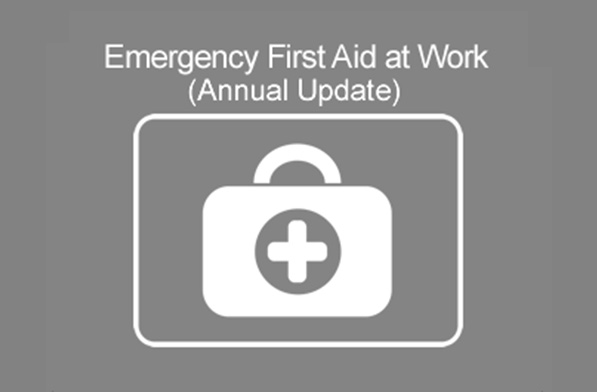 Emergency First Aid at Work (Annual Refresher)