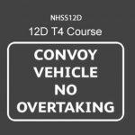 NHSS 12D T4 Convoy Working