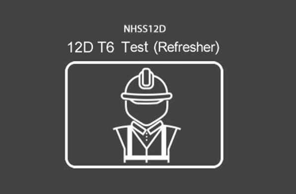 NHSS 12D T6 Course (Refresher)