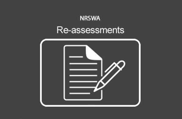 NRSWA Re-Assessments (Units 101-116)