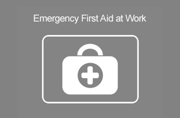 Emergency First Aid at Work (Regulated First Aid Qualification)