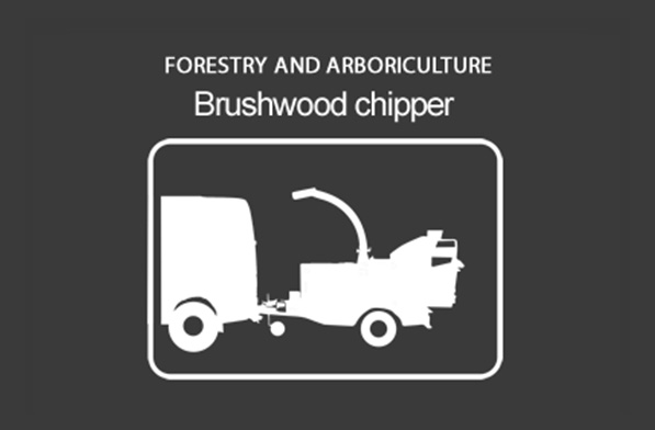 Brushwood Chipper